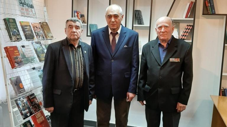 Отметили годовщину окончания участия ограниченного контингента советских войск в Афганской войне