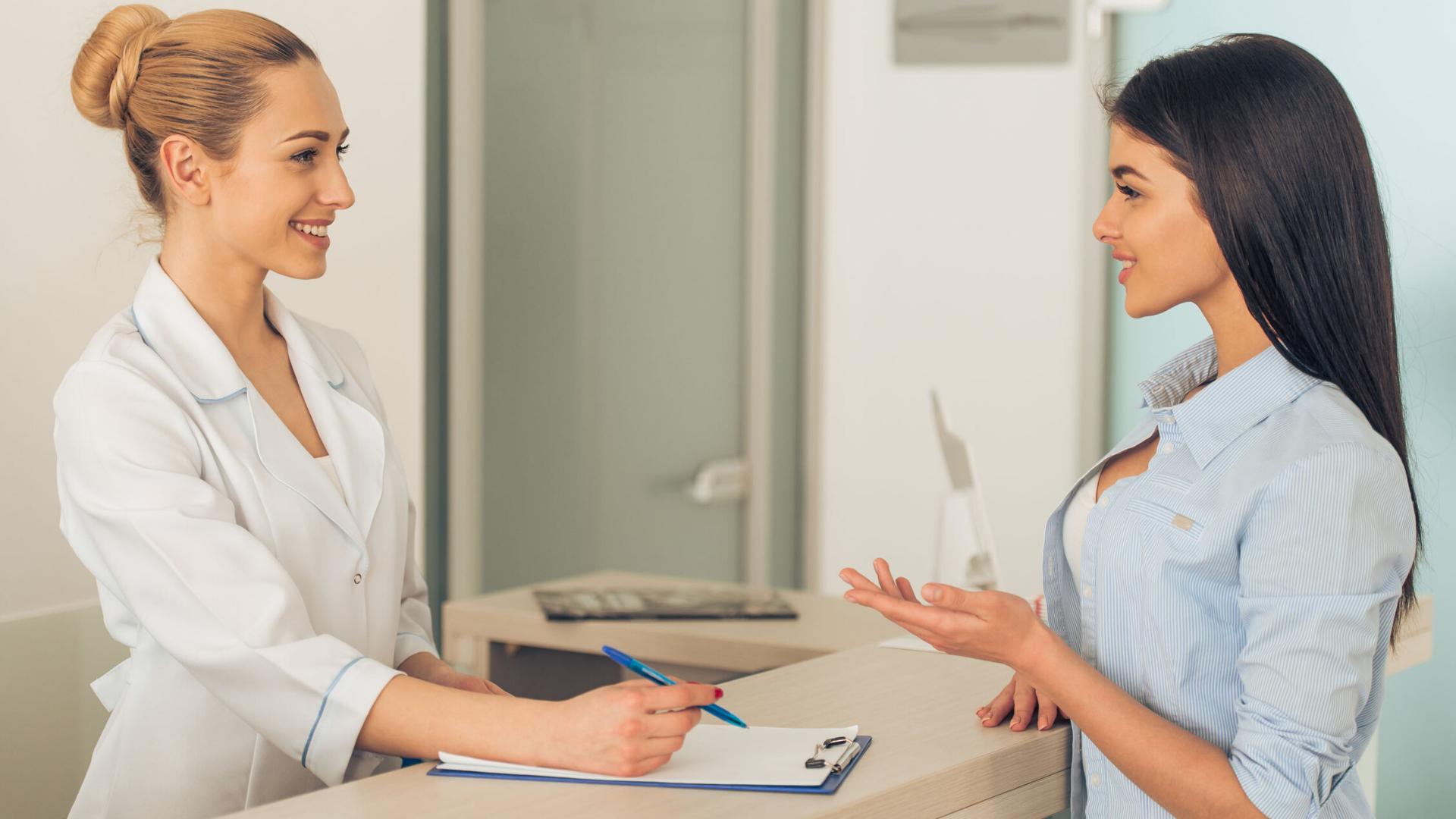 Медицинский регистратор