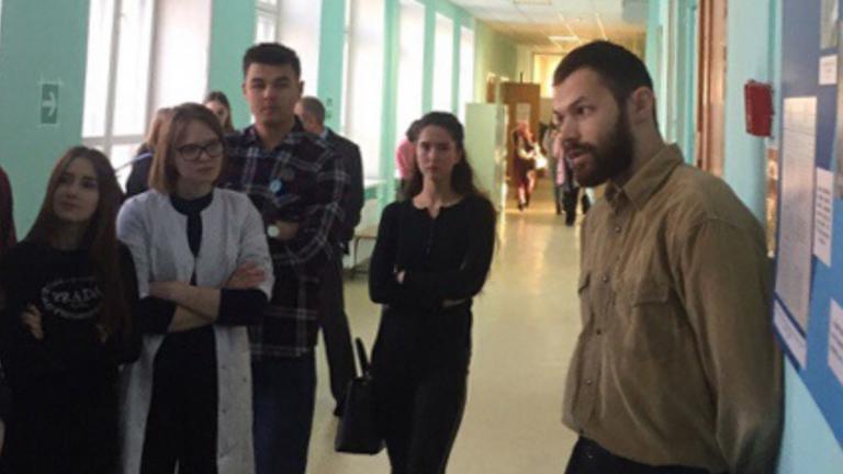 Открытие музейно-выставочной экспозиции «Легендарный Калашников»