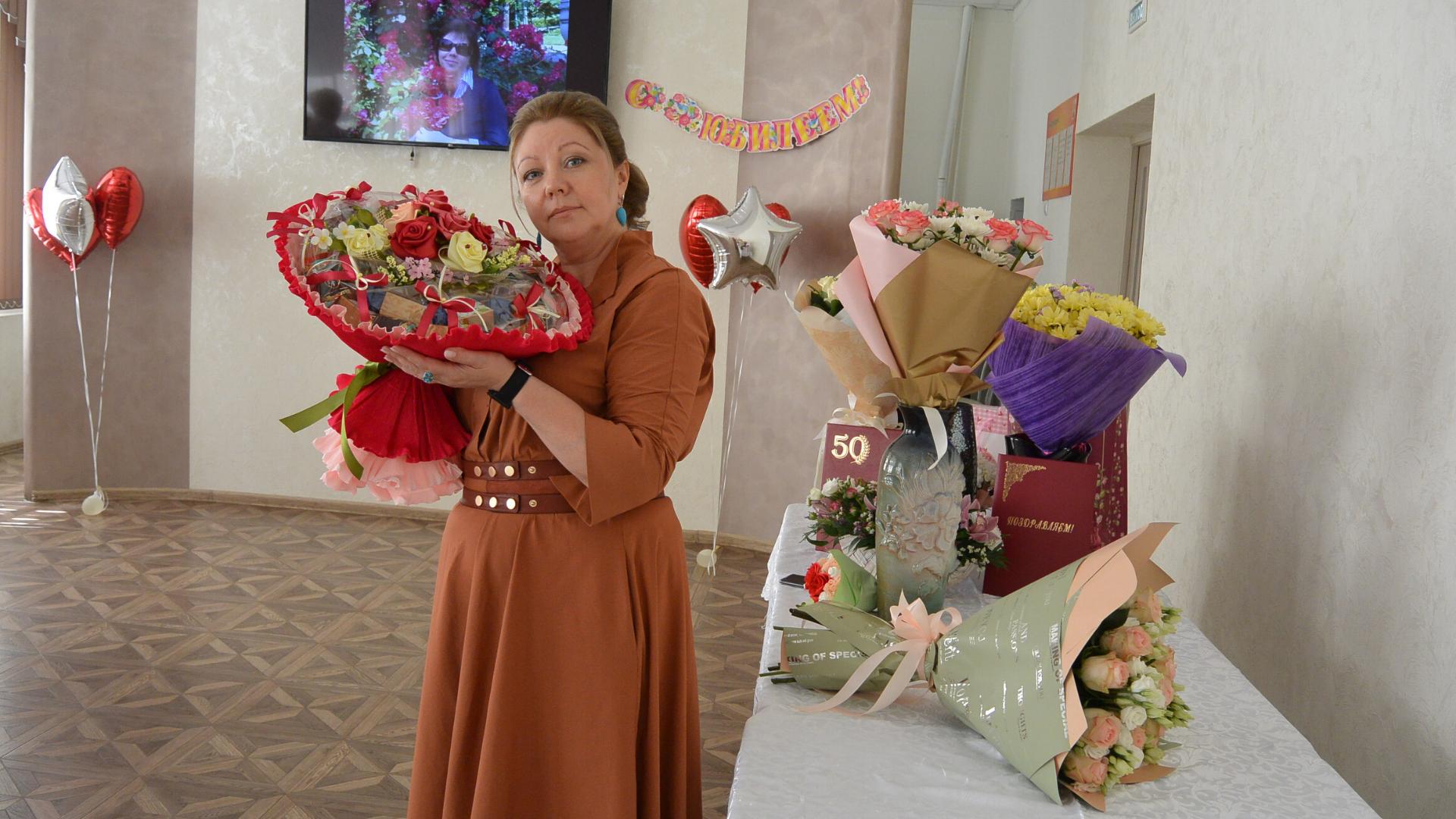 С Днем Рождения нашего директора Наталью Витальевну Якимову!