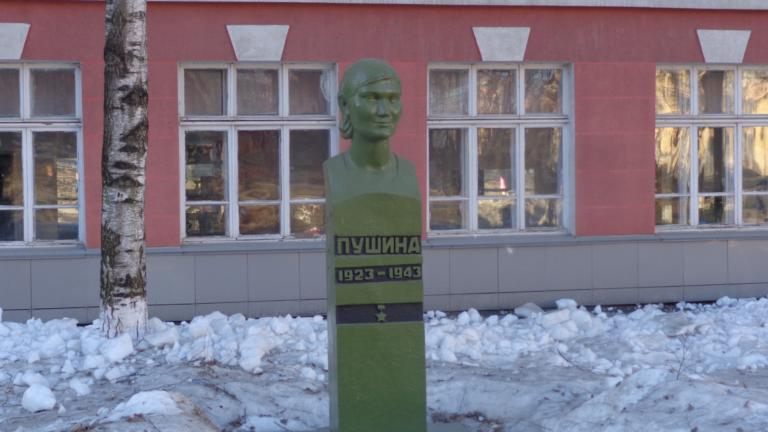Неделя памяти героя Советского Союза Феодоры Андреевны Пушиной!