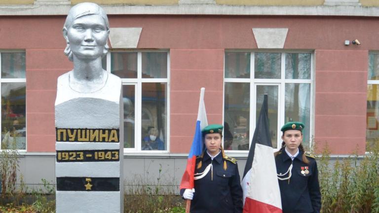 Митинг памяти Феодоры Андреевны Пушиной!