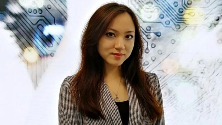 Знакомим вас с новым председателем Студенческого совета колледжа – Алина Отажанова